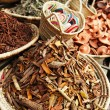 Morrocherbs flowers spices — Stock Photo #41923773