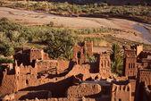 Ait Benhaddou Ksar Kasbah, Morocco — Stock Photo
