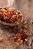 Gum arabic — Stock Photo