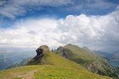Dolomites, sasso di cappello — Stok fotoğraf