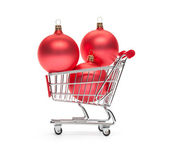 Christmas consumerism — Stock Photo