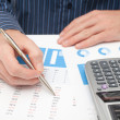 Business analysis — Stockfoto #21873951