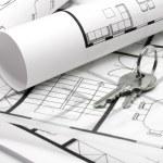 Key to housing — Stock Photo #5866206