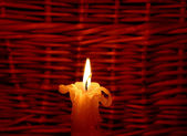 Candle — Stock fotografie