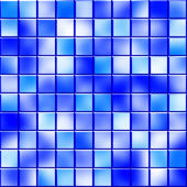 Blocs bleus — Photo