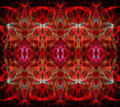 Abstract fantastic fractal design — Стоковое фото