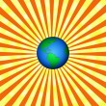 Earth globe — Stock Photo #13184370
