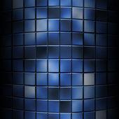 Niebieskie klocki — Zdjęcie stockowe
