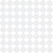 Vector seamless geometric background pattern — Stock vektor