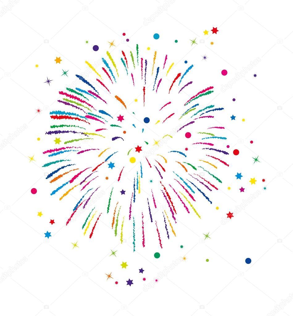 Le cercle blanc- T1 la croix de Morrigan de Nora Roberts Depositphotos_34837693-stock-illustration-vector-fireworks-background