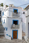 Wonderful Mediterranean style housing full of character — Stock Photo