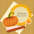 Halloween card - 
