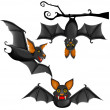 Cute vector bat — Stock Vector #13201262