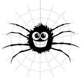 Cartoon spider — Stock Vector