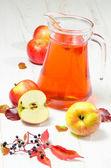 Jus de pomme — Photo