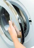 Pračka — Stock fotografie