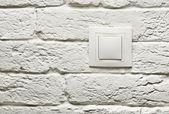 Switch off light — Stock Photo