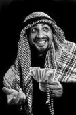 Hombre árabe — Foto de Stock