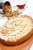 アップル ケーキ — ストック写真