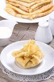 Bags of pancake — Stockfoto