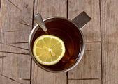 カップ茶 — ストック写真