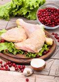 Coxinhas de frango — Foto Stock