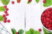 Raspberries. — Stock Photo