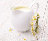 Milk — Stock Photo