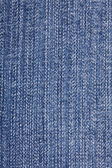 Texture of jeans material — Stock Photo