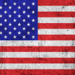 Grunge Dirty and Weathered USA (American) Flag — Stock Photo #13301746