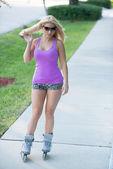 Lifestyle type shot in south Florida — Stock Photo