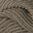 Close up grey knitted pullover background — Stock Photo #12004651