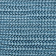 Close up blue knitted pullover background — Stockfoto #15547737