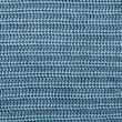 Close up blue knitted pullover background — Foto Stock #15547737