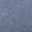 Close up blue knitted pullover background — Stock Photo