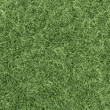 Close up green felt coat background - Stock Photo