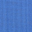 Close up blue linen texture background — Stock Photo #45998379