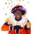 Zwarte piet ginger nuts — Stock Photo #32892381
