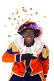 Zwarte piet ginger nuts — Stock Photo