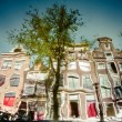 Amsterdam canal reflections — Stock Photo #35902105