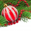 Christmas decoration — Stock Photo #13509693