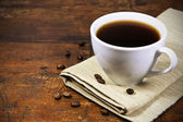 Cup of coffee — Stockfoto