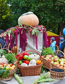 Autumn Harvest Festival — Stock Photo