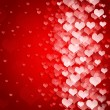 Abstract background to the Valentine — Stock Photo #18665645