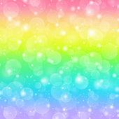 Fondo de vacaciones arco iris — Foto de Stock