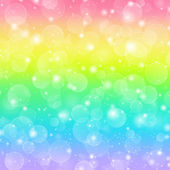 Rainbow holiday background — Stock Photo