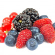 Different fresh berries — Foto Stock