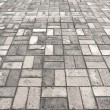 Stone street road pavement texture — Foto de Stock