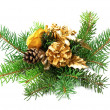 Christmas decoration — Stock Photo #34382583