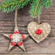 Christmas decoration — Stock Photo #35246217